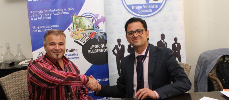 Acuerdos empresariales de Marketing Online para empresas y profesionales en Valencia