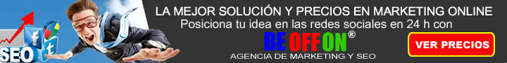 Oferta en marketing y seo para pymes agencia marketing BEOFFON