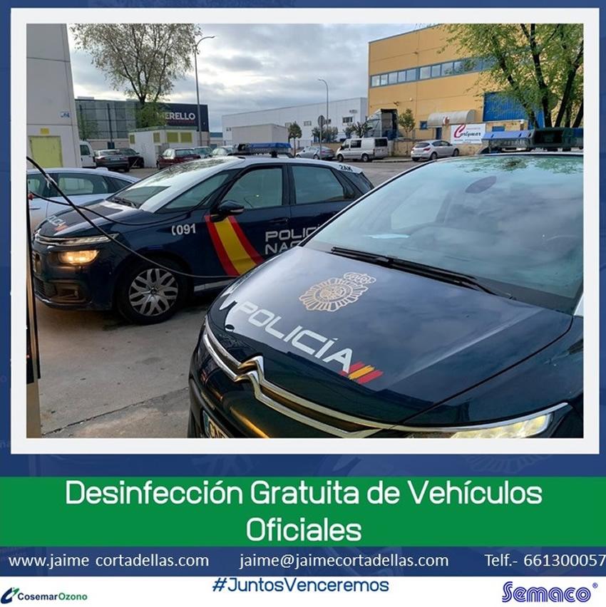 Las empresas Valencianas miembros de Grupo Valencia Conecta aportan soluciones profesionales - Tratamientos de choque para organismos públicos y también privados con Ozono contra Covid19